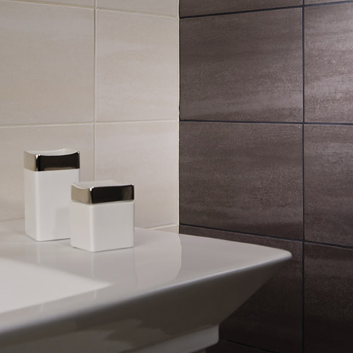 Black Matte Porcelain Wall Tiles