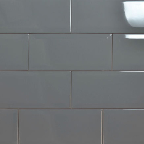 Grey Polished Ceramic Wall Tiles