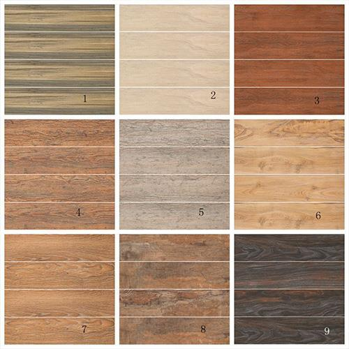 Patterned Wood Rustic Porcelain Wall Tiles