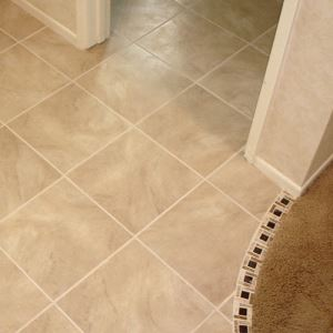 Beige Rustic Ceramic Floor Tiles