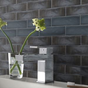 Black Rustic Ceramic Wall Tiles