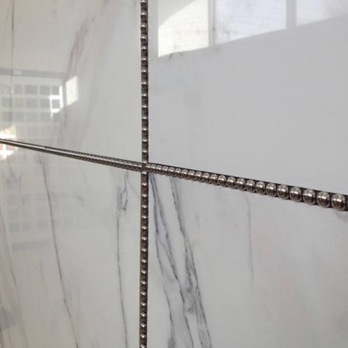 White Polished Porcelain Wall Tiles