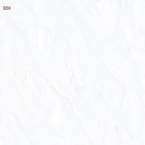 White Marble-Look Wall Procelain Tile