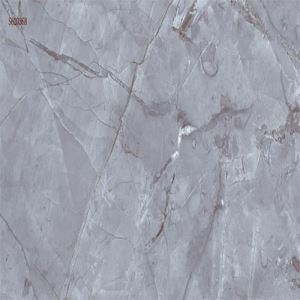 Grey Marble-Look Wall Procelain Tile